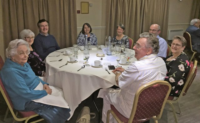 20th anniversary celebration at The Granary